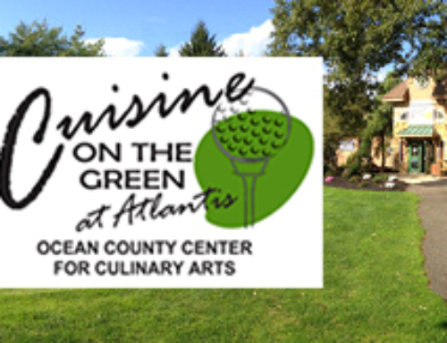 Cuisine On The Green Wine Festival Fundraiser – June 2-3, 2018