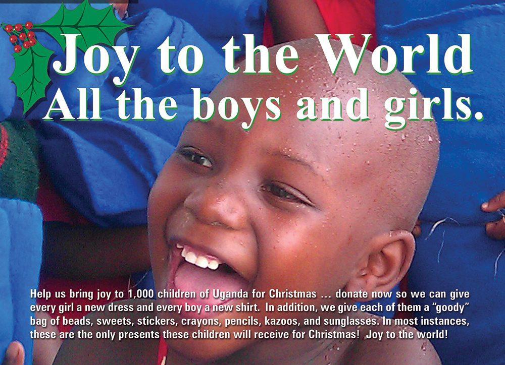 Bring Christmas Joy to Children