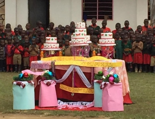 Send Christmas Gifts To Orphans!