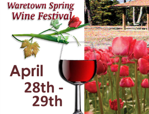 Waretown Wine Festival Fundraiser – April 28-29, 2018